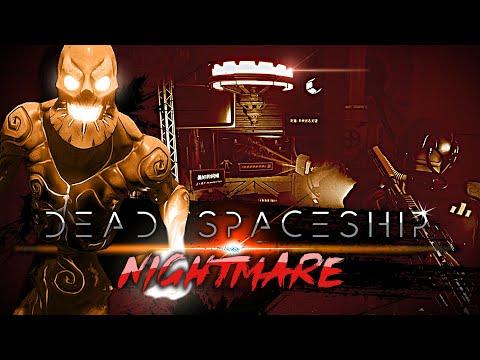 "My SCARIEST map so far... ""Dead Spaceship: Nightmare"" 👨🚀🌕👽"
