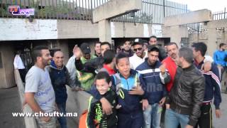 الفراجة فريال مدريد ممنوعة على فقراء المغرب | خارج البلاطو