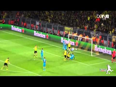 Borussia Dortmund 2-1 Zenit (19.03.2014)