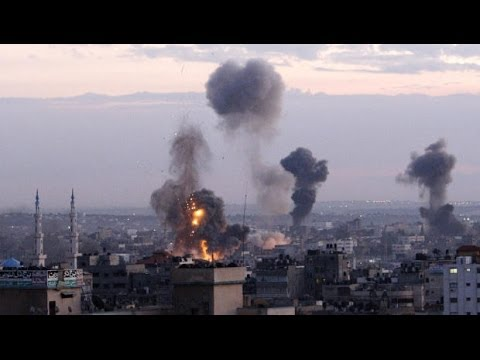 Psalm 83 : Tensions High as Israel carries out Operation Protective Edge against Hamas (Jul 9, 2014)