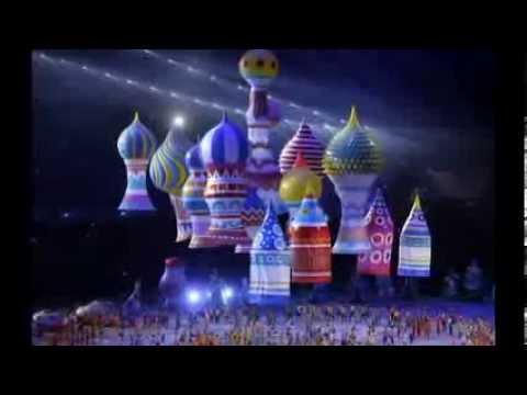 2014 Sochi Olympics Games Opening Ceremony
