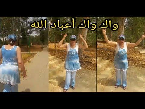 الفنانة نجاة اعتابو تفضح مسؤولي الخميسات وتشكوهم للملك- فيديو