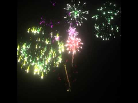 3DSMAX: Fireworks using Particle Flow