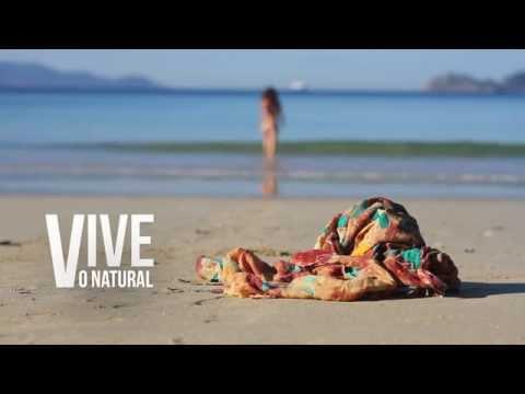 Praia nudista de Barra, Cangas do Morrazo (Rías Baixas)
