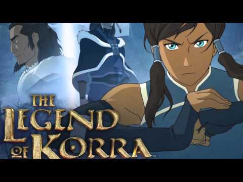 Korra Spirits Soundtrack The Northern Water Tribe arrives,