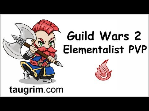 Guild Wars 2 PVP: D/D Elementalist in WvW [Vol 1]
