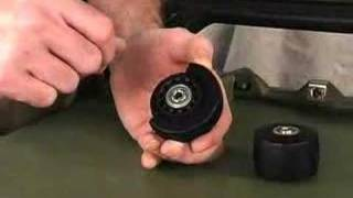 Pelican Case Wheels and Handle Features