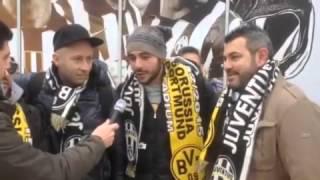 Juventus: tifosi positivi, ma il Borussia fa paura
