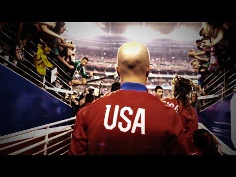 #USAvGHA: U.S. Men's National Team Ready for Ghana
