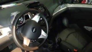 Interior Chevrolet Spark Gt 2014 Precio Caracteristicas