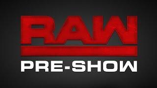 Raw Pre-Show 5 de diciembre de 2016