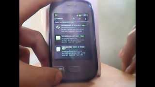 Como Enlazar Y Particionar Sd En Galaxy Pocket Neo