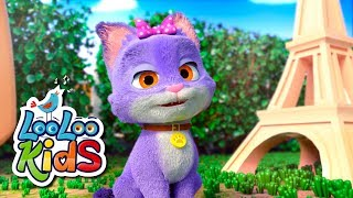 Pussy Cat, Pussy Cat - THE BEST Songs for Children | LooLoo Kids