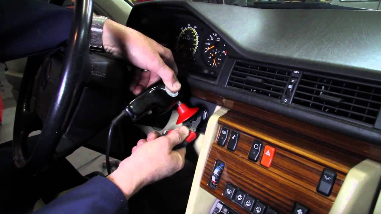 How To Quot Unstick Quot A Stuck Ignition Key On A 1973 To 1995
