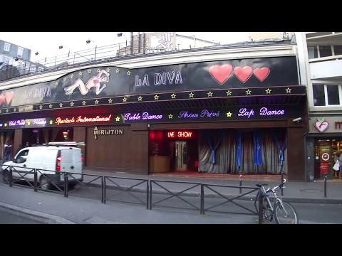 Paris Red Light Districts Sexy Amp Shocking Youtube