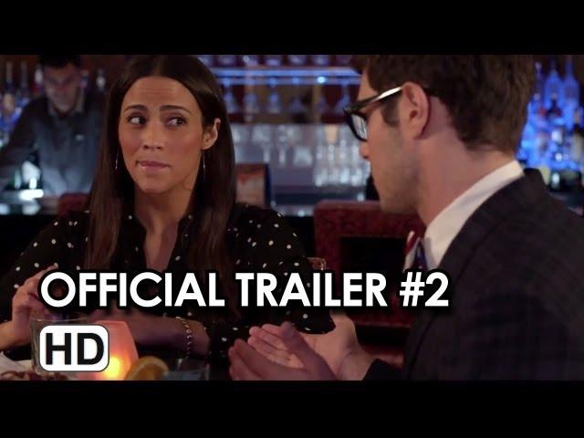 Baggage Claim Official Trailer #2 (2013) - Paula Patton, Taye Diggs Movie HD