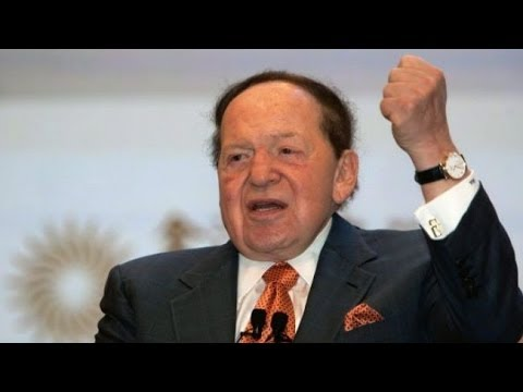 Nuke Iran! says Major Republican Donor, Sheldon Adelson