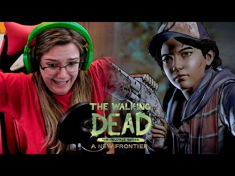 OLHA QUEM VOLTOU! - The Walking Dead: A New Frontier
