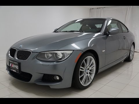 2011 BMW 3 Series 328i E92 Coupe