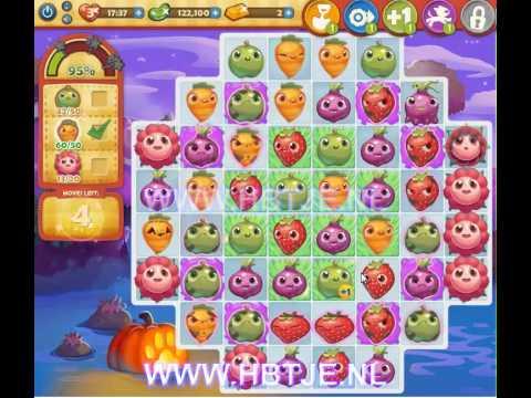Farm Heroes Saga level 258