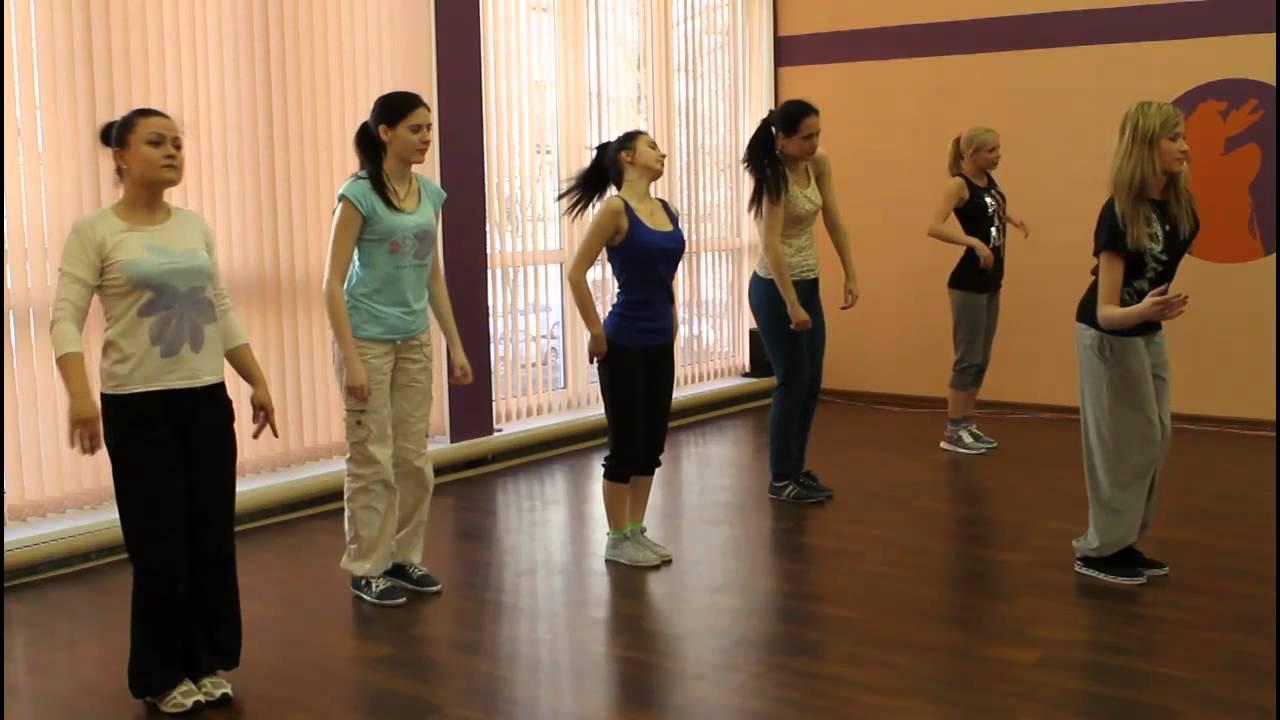 Видеоурок  по клубным танцам. Художественный руководитель Татьяна Орлова.