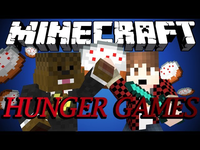 MITCH IS BACK! Minecraft Hunger Games w/ BajanCanadian #64