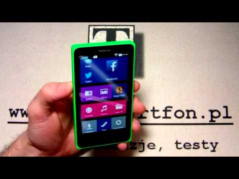 Nokia X - Pierwsza Nokia z systemem Android [RECENZJA]