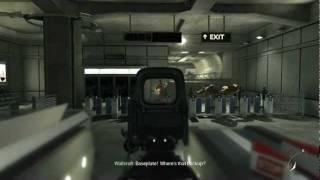 Call of Duty Modern Warfare 3 on 3850 AGP MAXED 1080p Video 3 view on youtube.com tube online.