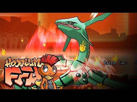 Pokémon X and Y Free For All: Vs SlySlayer95 Vs TheHeatedMo Vs Zach