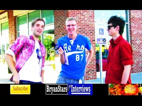 The Summer Set Interview #3 Brian Dales & John Gomez 2012