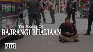 IANS : Making Of The Film - Bajrangi Bhaijaan