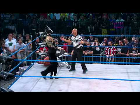 Willow vs. Rockstar Spud (March 13, 2014)