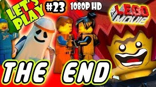 Let's Play LEGO Movie Part 23: THE END Lord Business