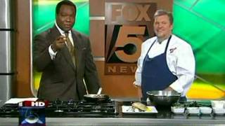 Chef Swift Makes Bramlett Farms Trout