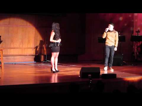 Timmy Pavino & Eva Sabiniano - Please be careful with my Heart (cover)