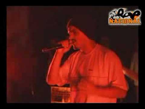 Facção Central - Castelo Triste (ao vivo)