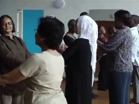 Wanayran Wanny Angerer Music Therapy Faraja Cancer support T. Nairobi 7/4/2014