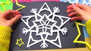 ViHart:Snowflakes Starflakes & Swirlflakes