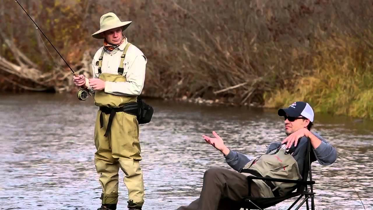 Hank patterson the greenbacks edition youtube for Hank patterson fly fishing