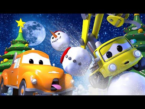 Mesto áut - Vianočný stromček