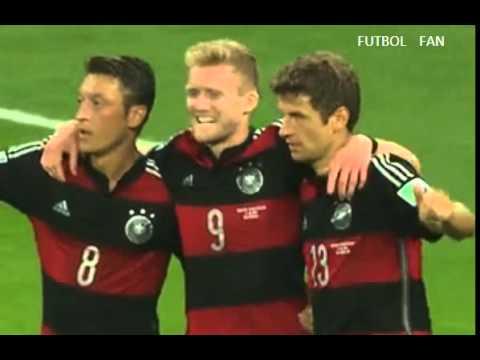Alemania 7 - 1 Brasil - Semifinal Copa del Mundo 2014 - Analisis