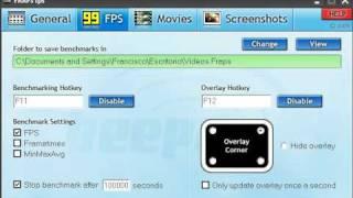 Configuración Fraps [TUTORIAL] Compatible Con Directx Y