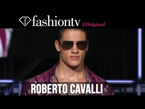 Roberto Cavalli Men Spring/Summer 2015   Milan Men's Fashion Week   FashionTV