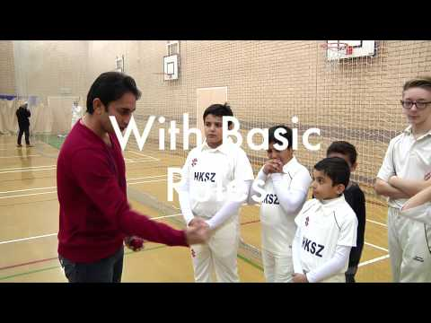 HKSZ AND SAEED AJMAL INTERNATIONAL CRICKET ACADEMY URDU VERSION