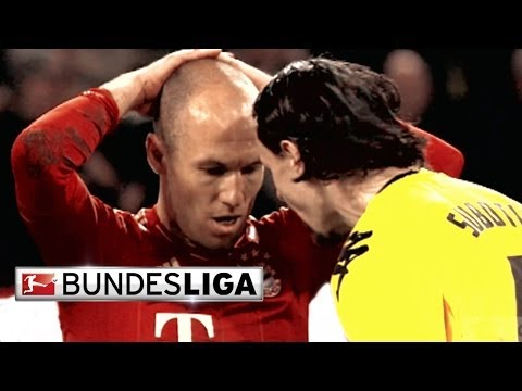 Battle Royale - Borussia Dortmund vs. Bayern Munich 2012