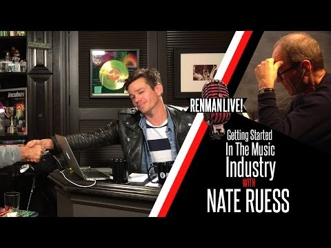 Nate Ruess: Getting Started In the Music Industry