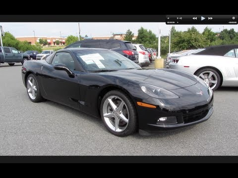 2011 Chevrolet Corvette Start Up, Exhaust, and In Depth Tour