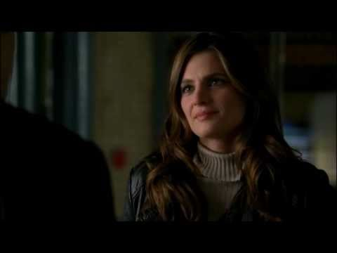 "Castle Beckett 3x21 Ending ""I'm a one writer girl"""
