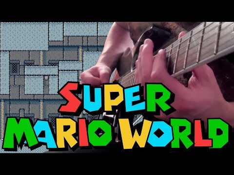Castle Theme from Super Mario World (Metalized) - Artificial Fear