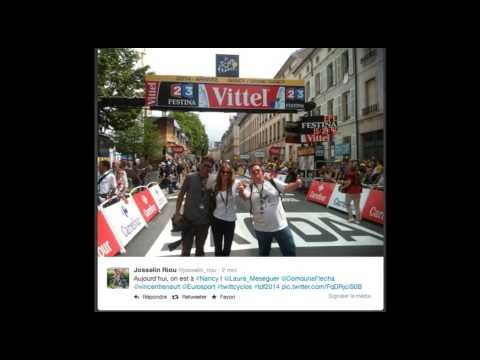Tour de France: la 7e étape vue de twitter